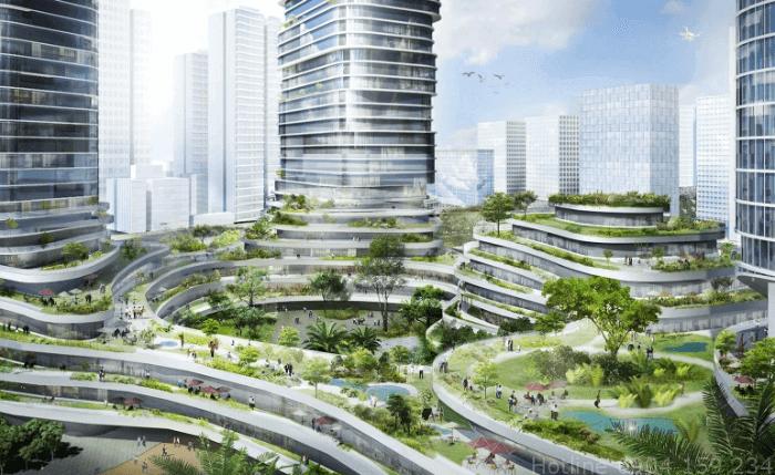 Tiến Độ Dự Án Empire City Tháng 4 Năm 2019