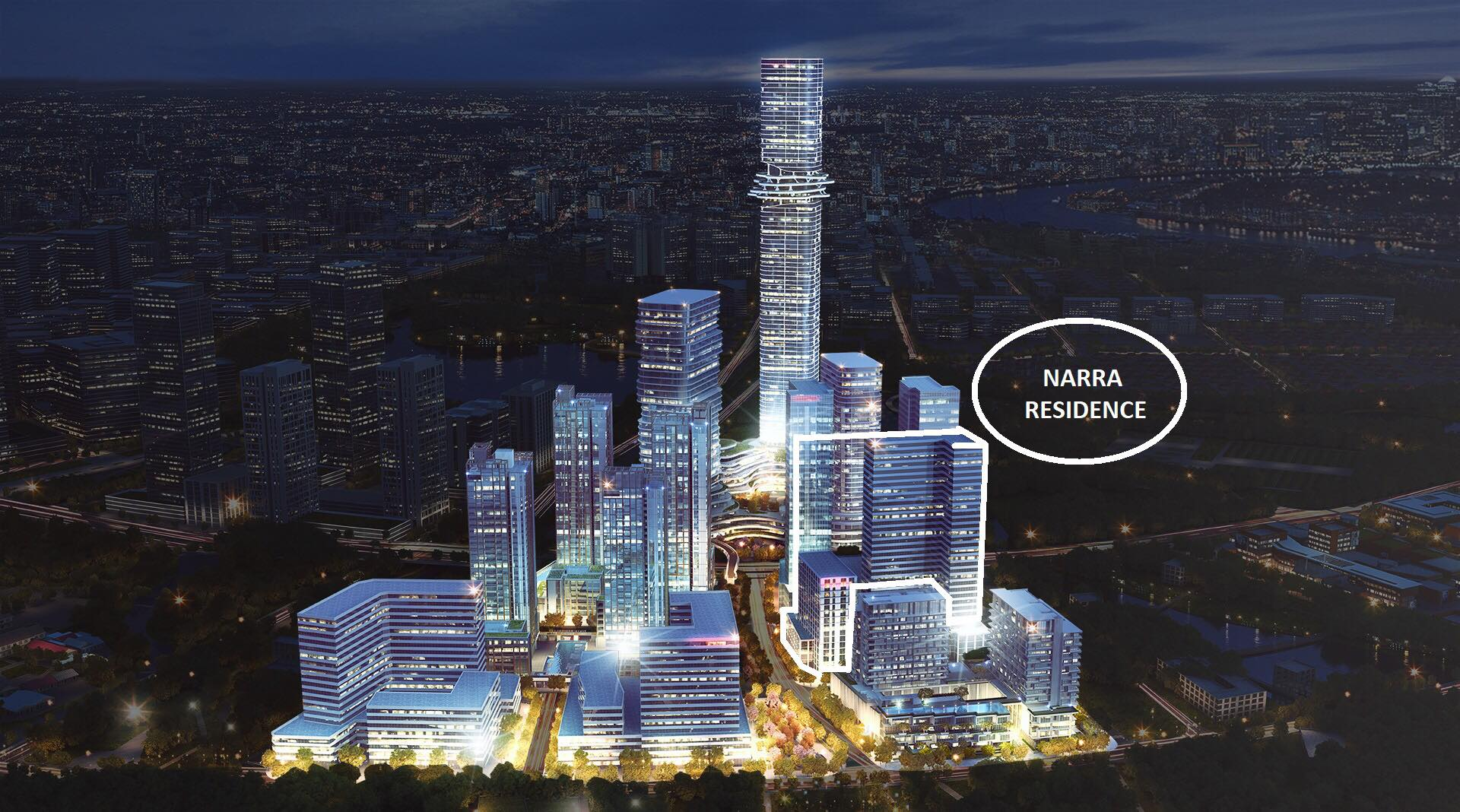 Narra Residences Empire City